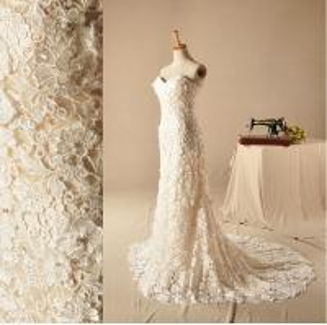 Full Lace Flower Heart Neckline Wedding Dresses unique bridal wedding gowns Manufactures