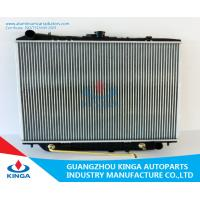 8943752755 / 8943752756 Isuzu Car Cooling Radiator For Trooper 1992 - 2002 AT Manufactures