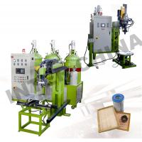 China Polyurethane Foam machine for end cover of filter on sale