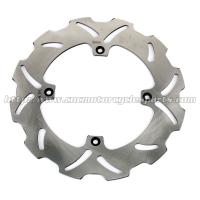 China High Performance Solid Brake Disc Motorcycle Honda XL600R Front Left on sale