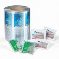 Offset Color Printing Services for Flexible Plastic Food Packaging, Thickness of 70 to 85 Microns Manufactures