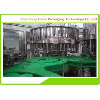 10000bph Water Bottle Filling Machine Full Automatically 4Kw Power High Speed Manufactures