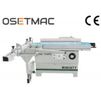 Plywood Cutting Sliding Panel Saw Machine Use In Woodworking Industry