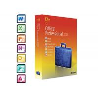 Full Version Microsoft Windows Softwares / 2010 Professional Plus  DVD Activation Manufactures