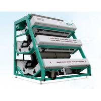 High Accuracy Any Sort Color Sorter / Tea Sorting Machine 0.6-0.8 Mpa Manufactures