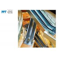 800mm Step Width Shopping Mall Escalator With Aluminum Alloy Die Cast Material Manufactures