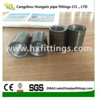 Seamless and welding steel pipe sockets ,thread half /full thread Manufactures