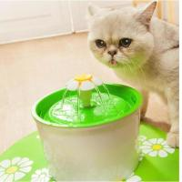 Quality Wholesale Electric Automatic Smart Pet Drinking Fountain Accessories for sale