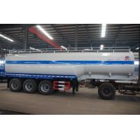 factory sale best price CLW Brand 3*FUWA/BPW axles 30-35CBM water tanker semi-trailer for sale, portable water trailer Manufactures