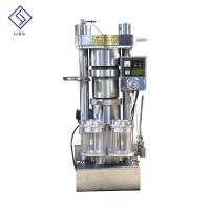 Alloy Steel Industrial Oil Press Machine / Oil Manufacturing Machine 924kg Manufactures