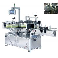 Self adhesive Square Wrap Around Labeling machine Full automatic type Manufactures