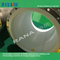 Professional Factory directly sale 10 cubic steel lining PTFE/ PFA/ ETFE chemical storage tank and vessel Manufactures