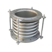 China Stainless steel bellows expansion joint on sale