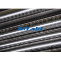 Heat Exchanger Stainless Steel Welded Tubing Custom ASTM A249 304L / 316L Manufactures