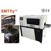 China 0.5-0.8Mpa High Automation PCB Cutting Machine with ¢60mm Circular Blades on sale