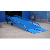 Blue Giant Hydraulic Dock Levelers Adjustable Loading Dock Ramp DCQY20-0.5 Manufactures