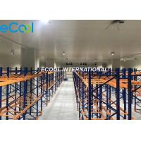 Steel Structure Cold Room Warehouse For Fruit / Vegetable And Eggs Manufactures