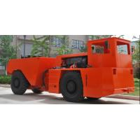 RT-5 Underground Dump Truck For Quarrying Tunneling Construction , One Year Warrenty Manufactures