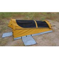 China 4WD Roof Top Tent Accessories Canvas camping Swag Tent on sale