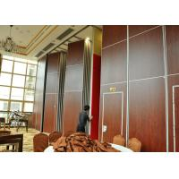 Red VIP Room Dividers Acoustic Room Dividers Customers Own Material