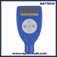 China 0-1500μm Coating Thickness Gauge, Digital Portable Paint Thickness Tester with USB Bluetooth RTG-8102 on sale