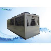 Plating Area Large Chiller Screw Industrial Chiller Units 100 Ton R407C Manufactures