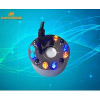 Piezoelectric Ceramic Ultrasonic Cleaning Transducer 110V And 220V 16mm*20mm Manufactures