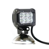 2Pcs 4 Inch 18W Cree LED Work Light Bar Driving Spot Beam Suv Atv Ute Jeep Truck Manufactures