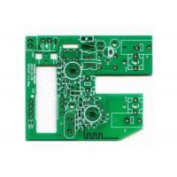 Double Side High TG Fr4 PCB Board Fabrication with Peelable Mask and Green Solder Mask Manufactures