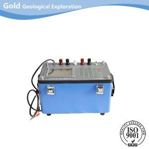High Accuracy Electronic Deep Seeking Metal Detector Manufactures