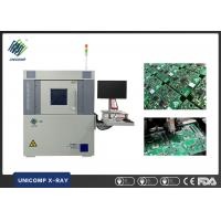 High Magnification Electronics X Ray System For BGA CSP/ QFN/PoP Void Inspection Manufactures