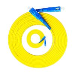 Single Mode Simplex Lc Lc Optical Fiber Patch Cord , Lc-Lc Multimode Fiber Patch Cord Manufactures