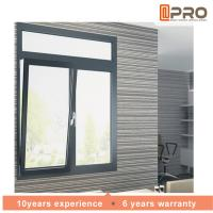 China European Tilt And Turn Aluminium Windows / Thermal Break Glass House Aluminum Windows on sale