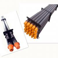"""Friction Welding Rock Drill Tools API 2 3 / 8 """" 1 - 9m Length For Water Well Manufactures"""