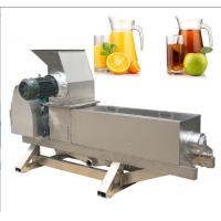 0.1 - 0.5 Ton Peanut Crusher Machine Juice Extraction Machine 1800 * 600 * 700 Mm Manufactures