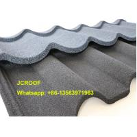 0.38 mm Roman Tile Corrugated Sheet Metal Panels With Long Life Manufactures
