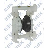 Two Way Plastic Diaphragm Pump Slurry Air Pump For Pharmaceutical Industry Manufactures