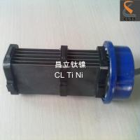 titanium anode for swimming pool disinfection Manufactures