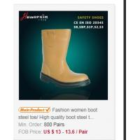ACTION   LEATHER    BOOTS    FOR   WOMEN Manufactures