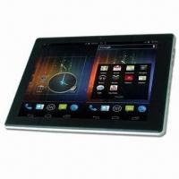 9.7-inch Tablet PC, Android 4.0 OS, Capacitive Touch Panel, A10 ARM Cortex-A8 1.5GHz Multi-Core