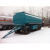 25000L Carbon Steel Draw Bar Tank Trailer with 3 axles for Fuel or Diesel Liqulid   6253GYY Manufactures