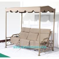China three seats swing chair JFC1015 on sale