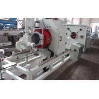 PE Pipe Extrusion Machine With Planetary Cutter for Large diameter pipe Manufactures