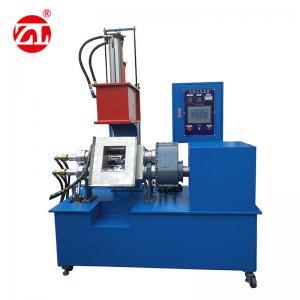 Rubber Laboratory Internal Banbury Mixer Machine , Plastic Kneader Equipment Manufactures