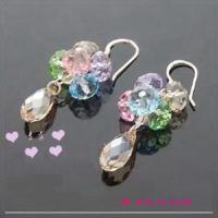 Fresh Crystal Crafts Earring (JDER-029) Manufactures
