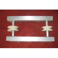 Silver Lighting Truss Accessories Aluminum Top Piece For Hanging Hoist Manufactures