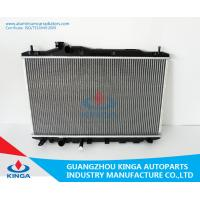 Honda Aluminum Radiator , Aluminum and plastic radiator for Honda HONDA CIVIC'11 Manufactures
