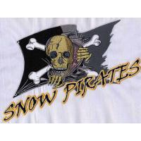 China Embroidery digitise snow pirates_back of jacket_WAW9C01 on sale