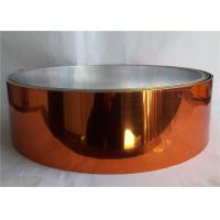 High Reflectivity Polished Aluminum Sheet Flat Rolled Brown Mirror Surface