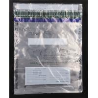 Ldpe Security Tamper bag Printing Envelope Tamper Evident Bag Manufactures